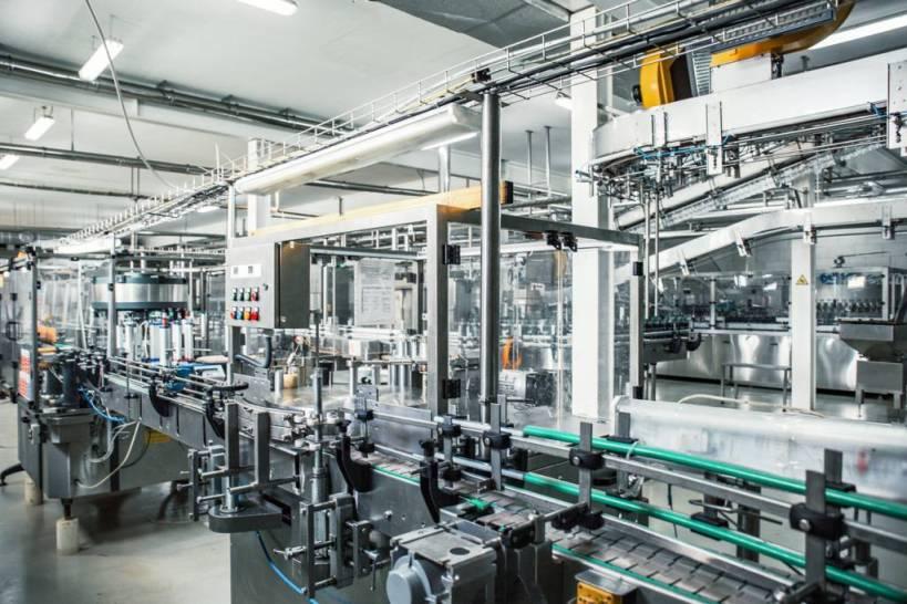 industrielles machines retrofit